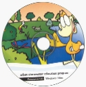Image of CD cover for Stormwater Education Manual