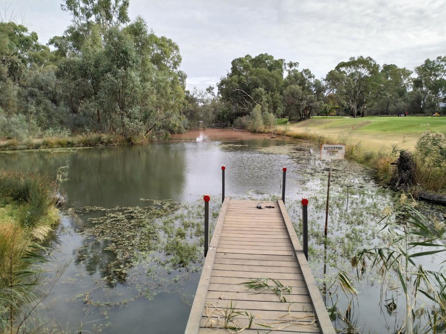 Sandilong Creek Mildura