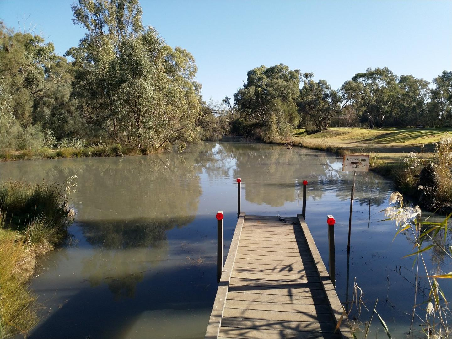 Sandilong Creek Inlet Valve, Riverside Golf Club, Mildura